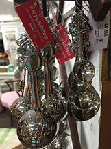 Try some baking with these wonderful measuring spoons.
