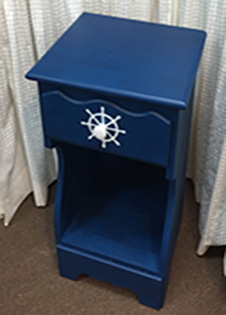 A nautical low table